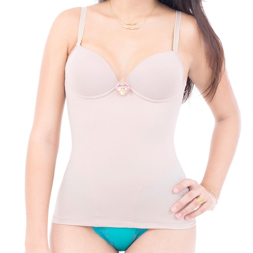 82873847e 2 cinta modeladora camisete bojo corpete corselet espartilho. Carregando  zoom.