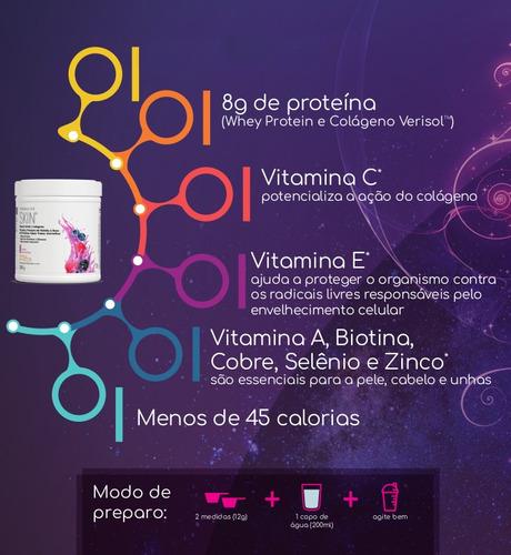 2 colágenos herbalife original 5 benefícios num só produto