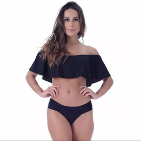 2be06552afc4 Biquini Primicia Maios Mulher - Moda Praia com o Melhores Preços no Mercado  Livre Brasil
