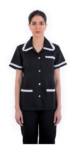 2 conjuntos uniforme doméstica copeira faxineira babá -