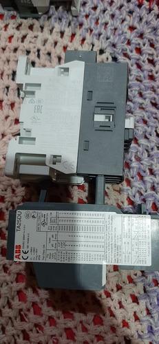 2 contactores abb
