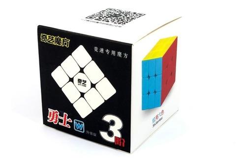 2 cubos speed rubik : qiyi qidi s 2x2 + warrior w 3x3