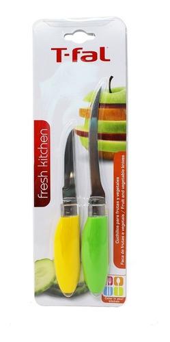 2 cuchillos para usos múltiples fresh kitchen t-fal k0612354