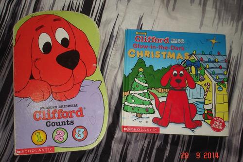 2 cuento en inglesnorman bridwell clifford christmas y 1 2 3