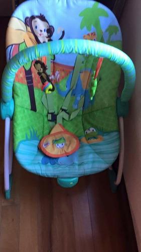 2 cunas y 1 silla mecedora