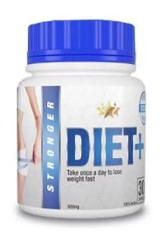 35a9640ca 2 Diet+stronger Emagrecer Com Saúde Sem Perder O Paladar - R  120