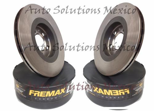 2 discos de freno vent delantero toyota tacoma 1995-2004 4wd