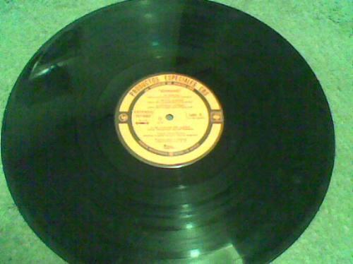 2 discos l.p.grande acetato 331/3  odiseas burbuja