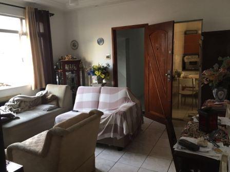2 dormitórios, 2º  andar de frente  no embaré ! - 589