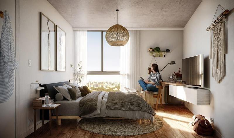 2 dormitorios | avda. libertador al 1700