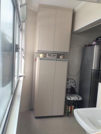 2 dormitórios com suítes - todo reformado - ponta de praia - 472
