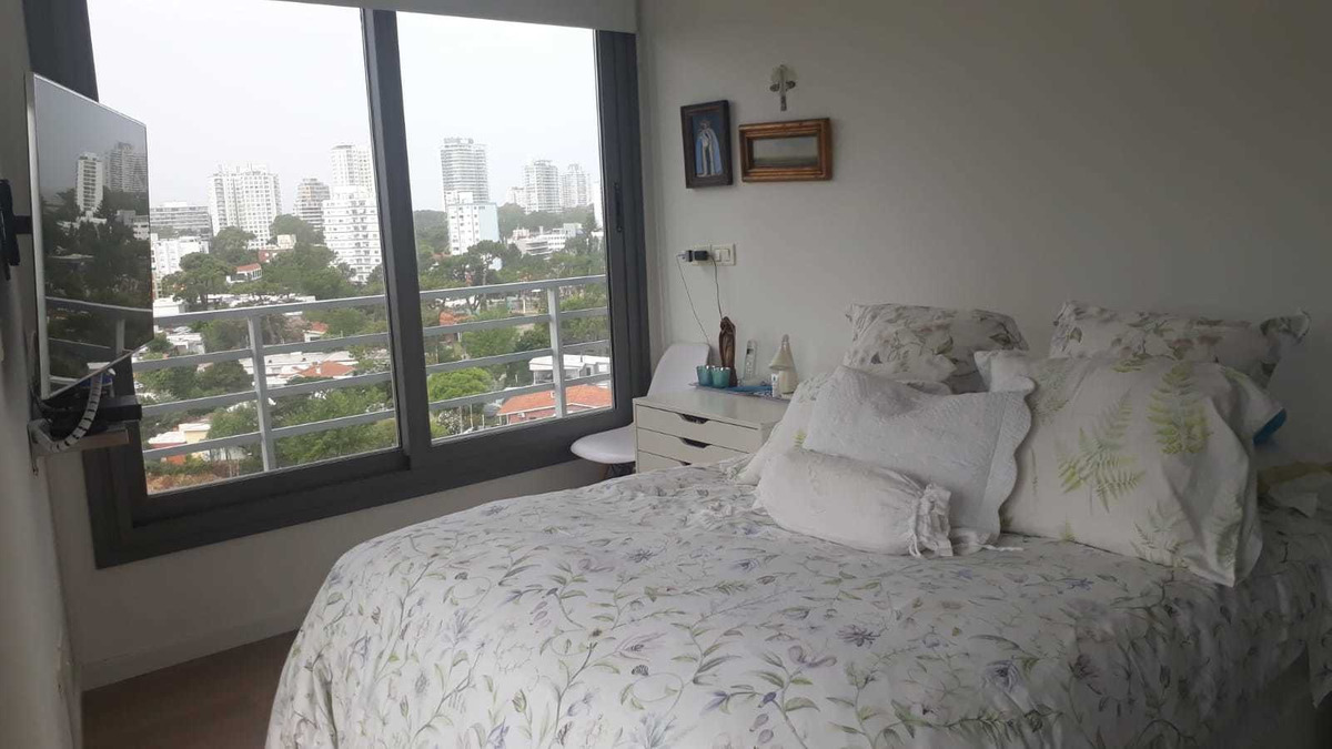 2 dormitorios con vista al mar