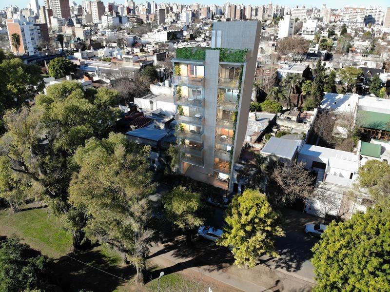 2 dormitorios - desarrollo premium - balcón terraza vista al parque c/ parrillero exclusivo - 114m2