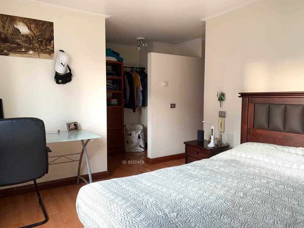2 dormitorios en moderno y seguro edificio de gran categoria - calle alsacia a pasos de metro alcántara