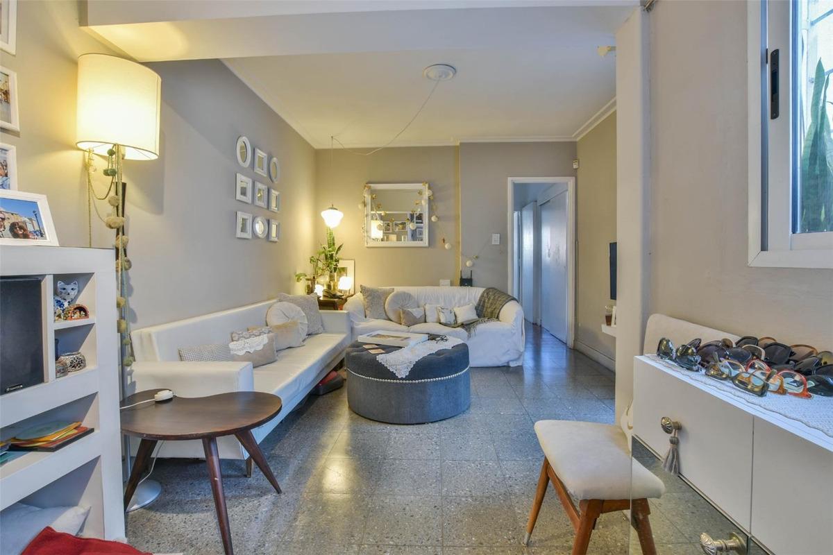 2 dormitorios espectacular! con cochera cochera 65 m2