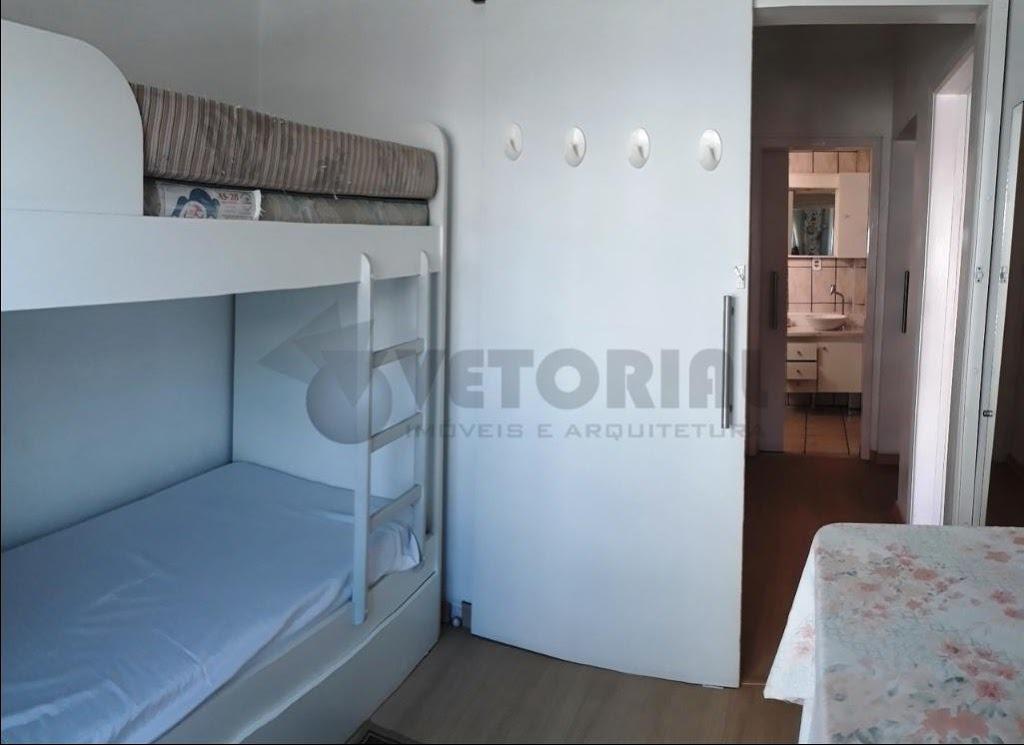 2 dormitórios, mobiliado, frente praia - ap0166