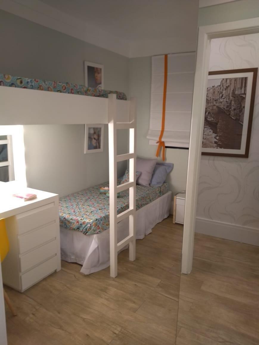2 dormitórios terraço gourmet centro