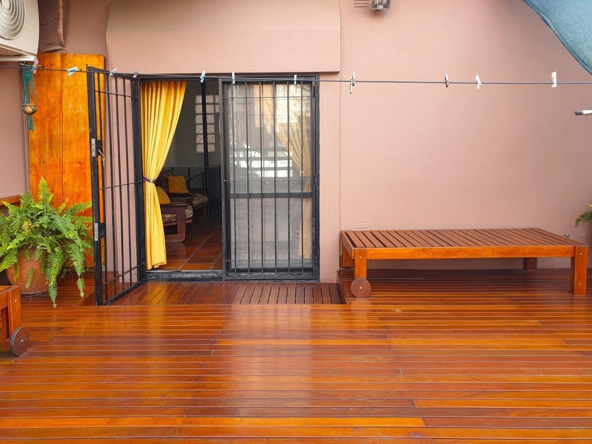 2 dormitorios | terraza exclusiva