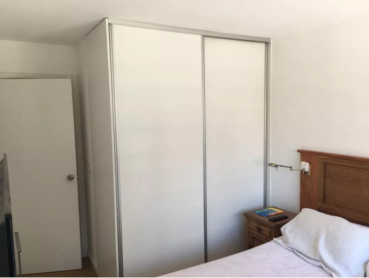 2 dormitorios, terraza lavadero, garage 2 autos!!!