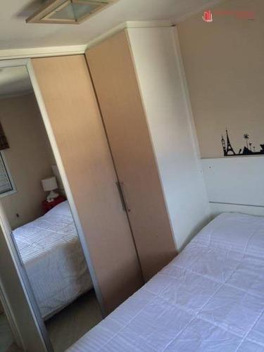 2 dorms, 1 vg, jabaquara, são paulo - ap0960. - ap0960