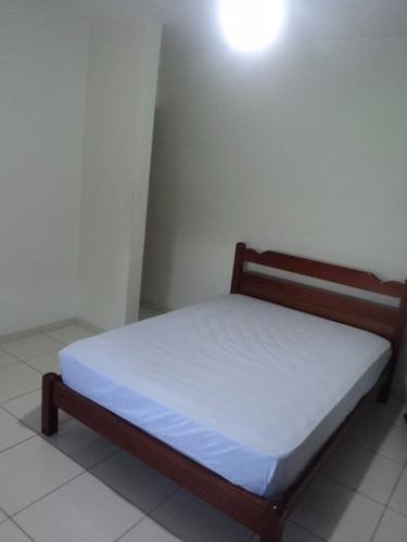 2 dorms gonzaga amplo suite deps. empreg gar. demarcada