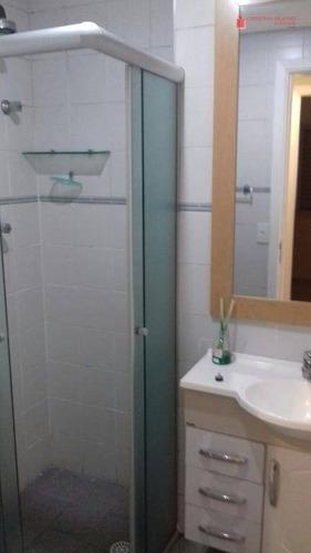 2 dorms sendo 1 suìte, 2 banheiros, vila guarani(zona sul), são paulo - ap2610. - ap2610