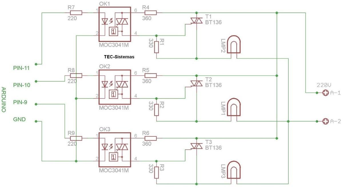 2 Dos Moc3041 Moc 3041 Opto Triac 400v Cruce Por Cero 9000 En Circuit Cargando Zoom
