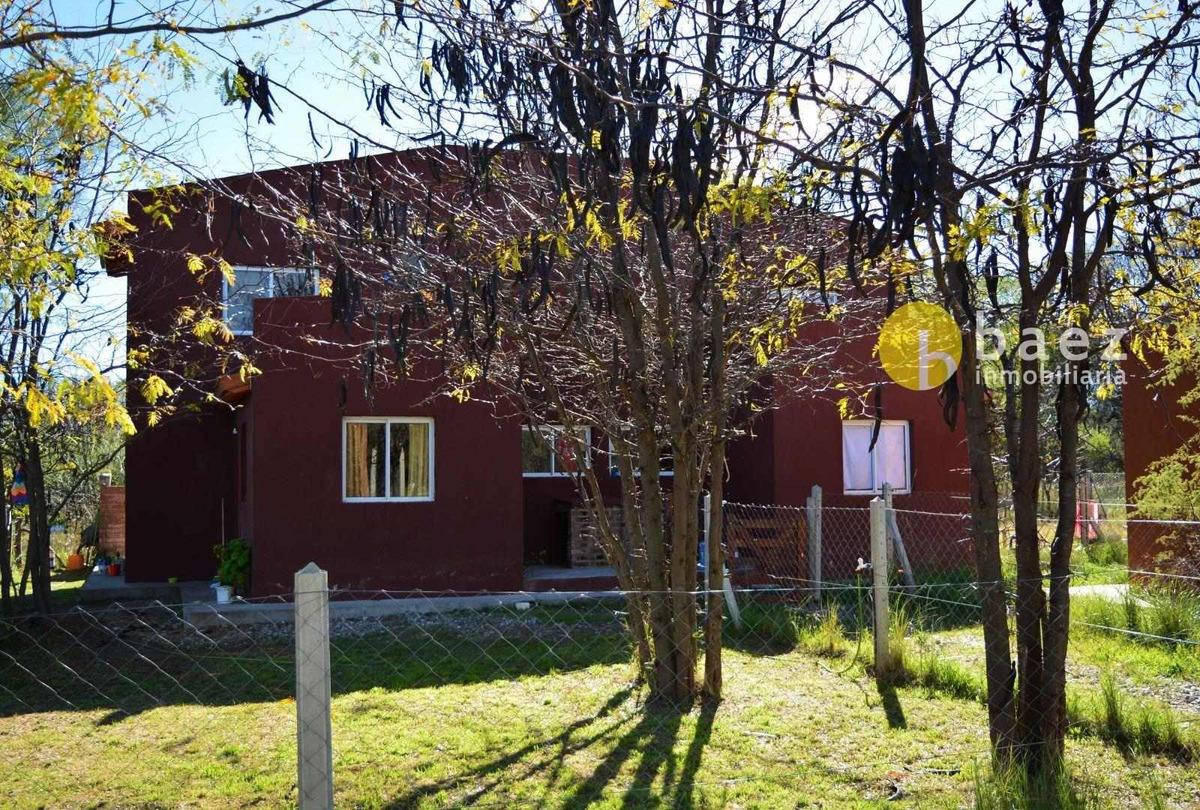 2 duplex y una casa en carpinteria