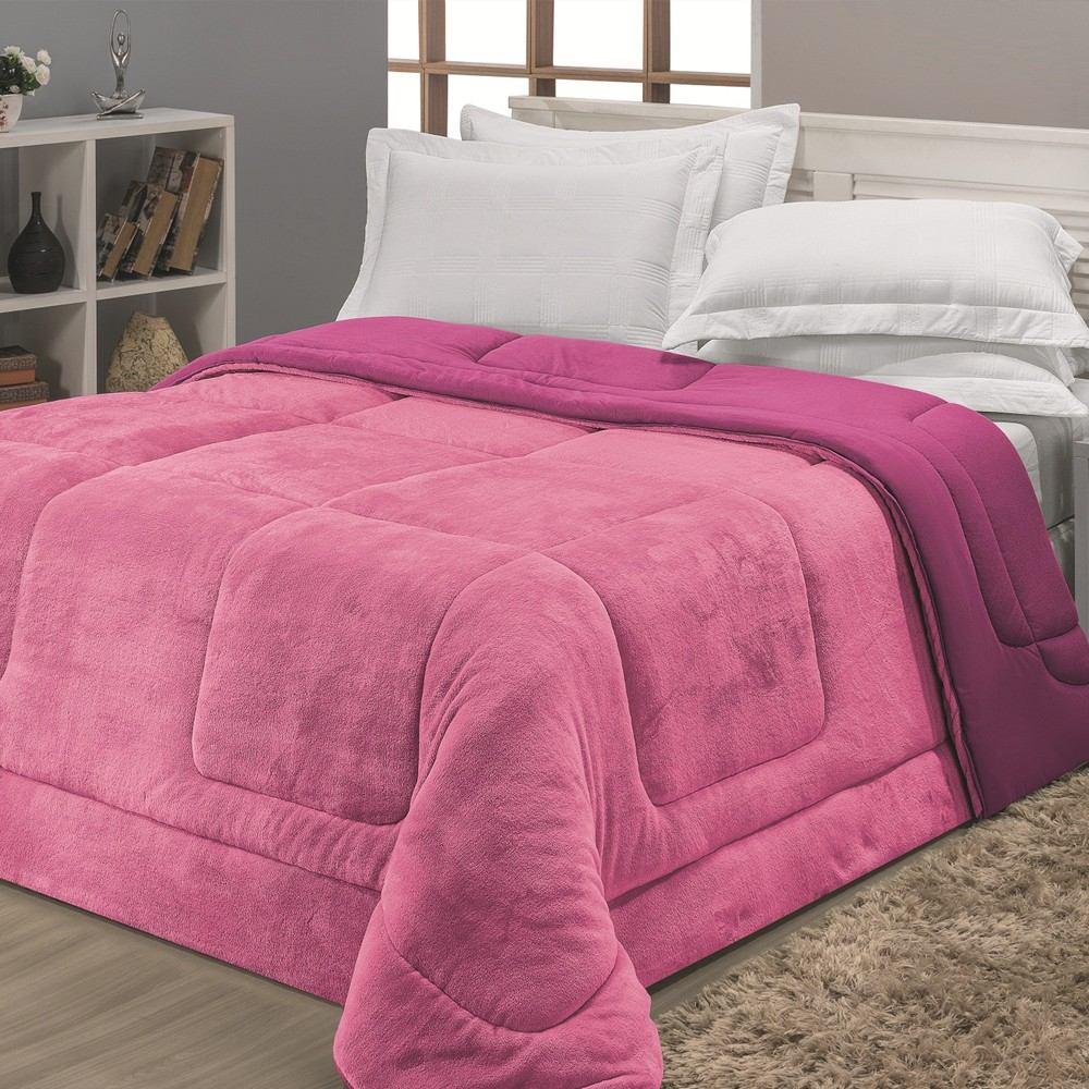 312c54d229 2 edredom malha solteiro manta soft felpuda cobertor. Carregando zoom.