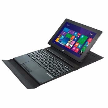 2 en 1 intel atom 2gb 64gb 10¨ touch windows garantia