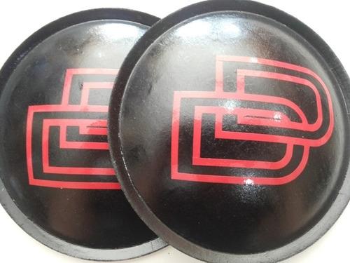2- escudo protetor para alto falante dd 130mm + cola