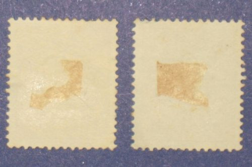 2 estampillas sellos stamps 20c 65c bélgica belgie belgique