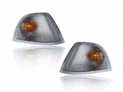 2 farol monza + 2 lanterna pisca cristal 91 92 93 94 a 96 ft