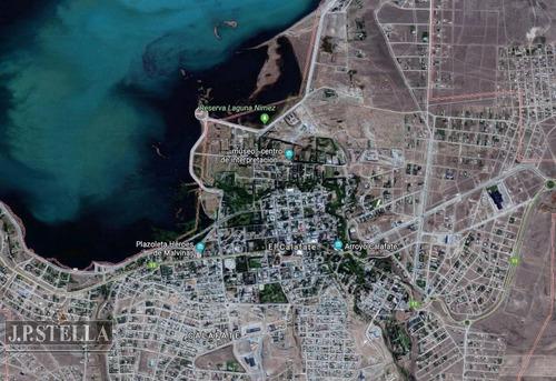 2 fracciones de 36000 y 15500 m² - frente al lago argentino - el calafate