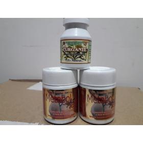 2 Frascos De Metabol Light 30 + Pu - Unidad a $1433