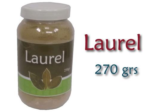 2 frascos laurel 270 grs especias sazonadores condimentos