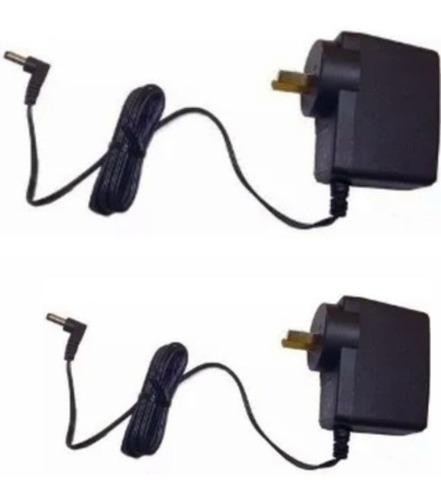 2 fuentes de 12 volts
