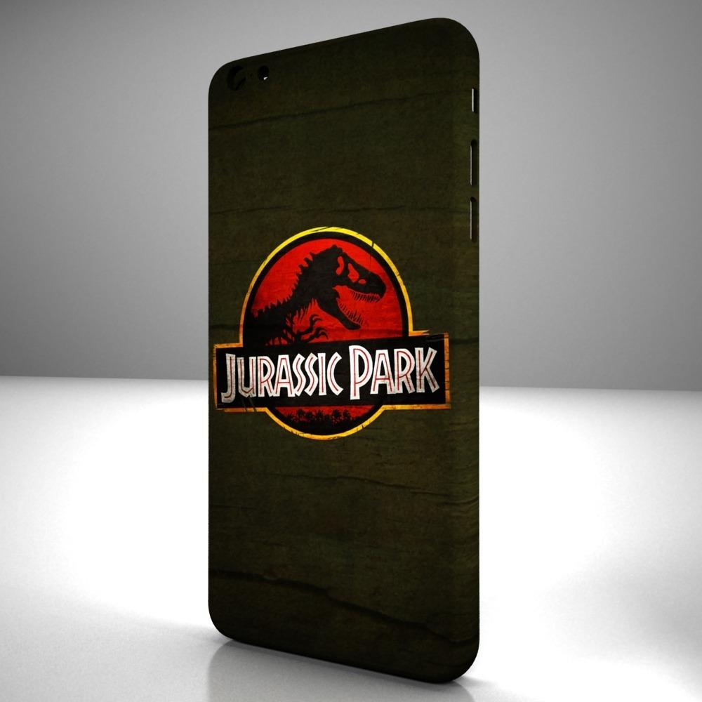32d165eb3e2 2 Funda Celular Case De Jurassic Park / Varias Marcas - $ 233.10 en ...