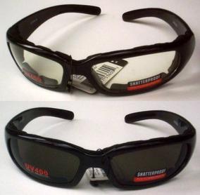 9fde776c39 2 Gafas De Sol De Motocicleta Gafas De Sol Ahumado Claro
