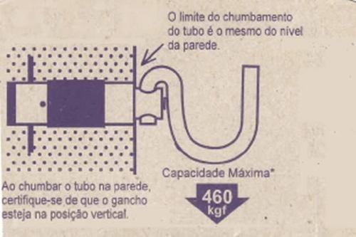 2 ganchos de empotrar p hamacas paraguayas acero inoxidable u s en mercado libre - Ganchos para hamacas ...