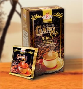 2 gano cafe 3 en 1 mas gratis jabón con ganoderma