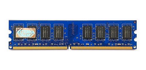 2 gb ddr2 pc2-4200 533mhz  memoria para pc