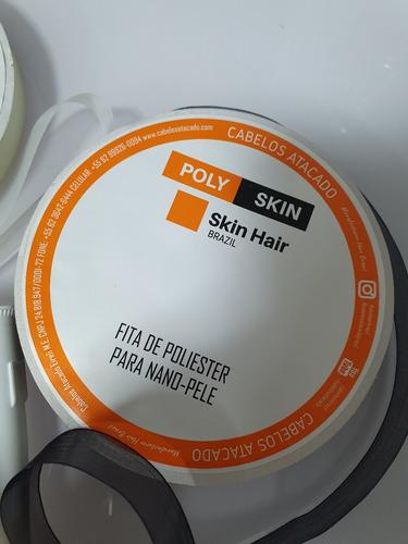 2 gel cola + 4 cores poliester 10m para confecçao nanopele