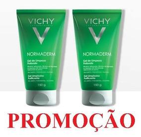 93e392ddd6 Vichy Normaderm Gel Limpeza Profunda 200ml - Cuidados com a Pele no Mercado  Livre Brasil