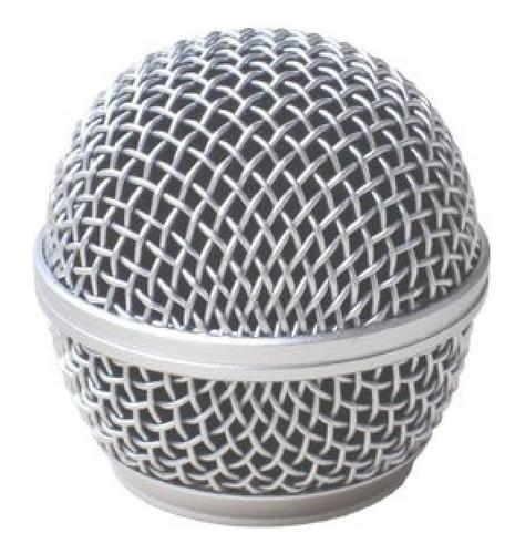 2 globos para microfones linha 58 e 48 - csr