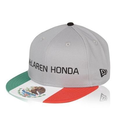 2 Gorras Mclaren Honda F1 Gran Premio De Mexico Y Brasil ... 6ccc7b28b75