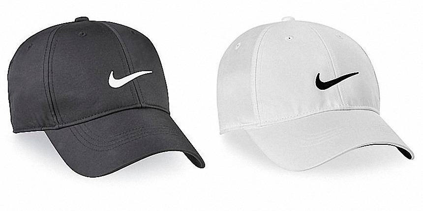 nuevo alto salida para la venta gran venta de liquidación 2 Gorras Nike Dri-fit 100% Originales Colores Negra Y Blanca