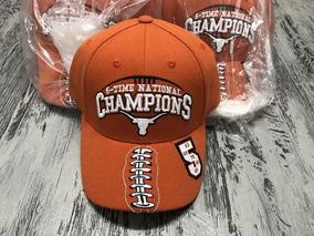 42eac4b21d 2 Gorras Texas Longhorns Champions Ncaa Futbol Americano