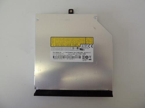 2 - gravador de dvd de notebook cce win iron 745b+ usado