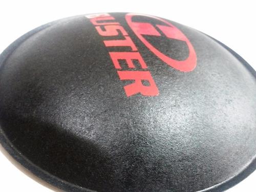 2 - guarda pó protetor para alto falante h-buster 160mm